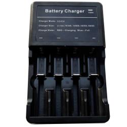 Ładowarka na 4 akumulatorki