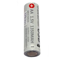 battery AA USB