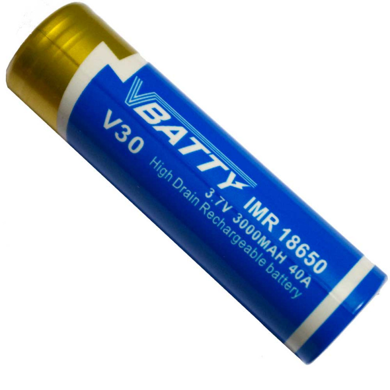 IMR 26650 4200 mah 50A 3.7V rechargeable