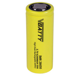 Battery rechargeable 9v 6AM6