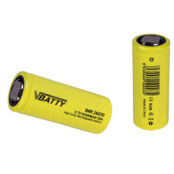 Battery rechargeable 1604E 9V